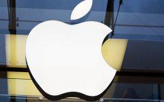 アップル社のロゴマーク